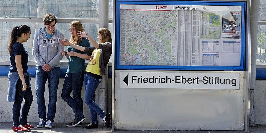 Friedrich Ebert Stiftung Promotion