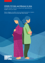 COVID-19 crisis and women in Asia
